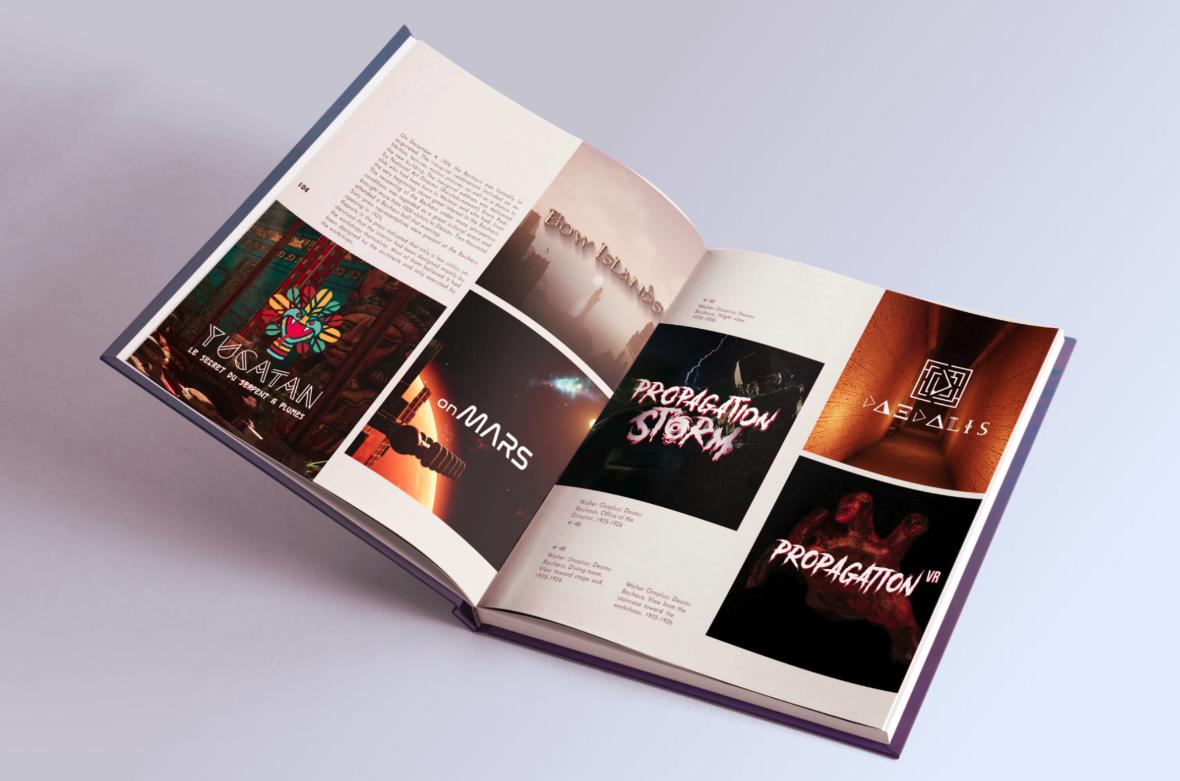 Catalogue jeux VR pour salles de jeu VR