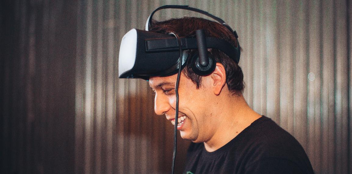David VR SMILE
