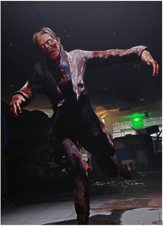 résultat zombie propagation VR
