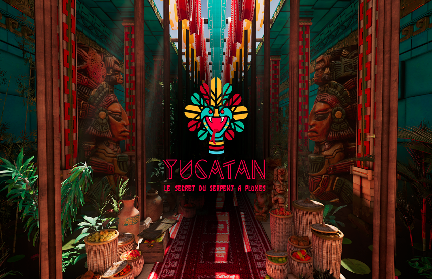 Yucatan, le jeu Room-Scale