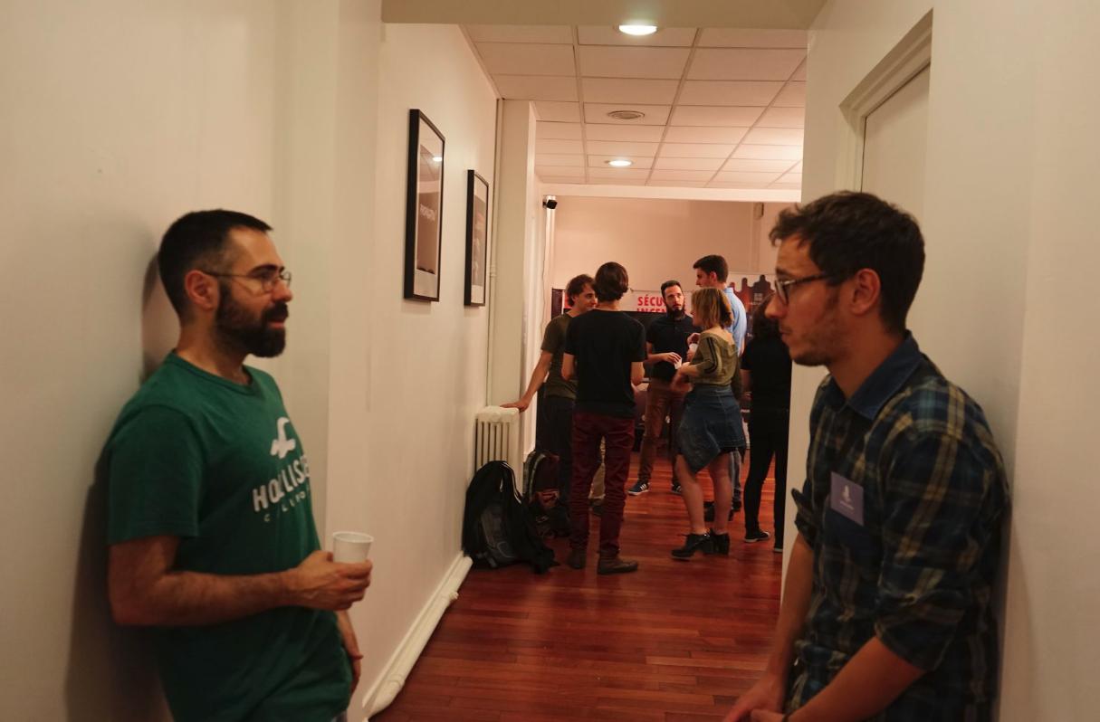 Meetup WebGL Wanadev