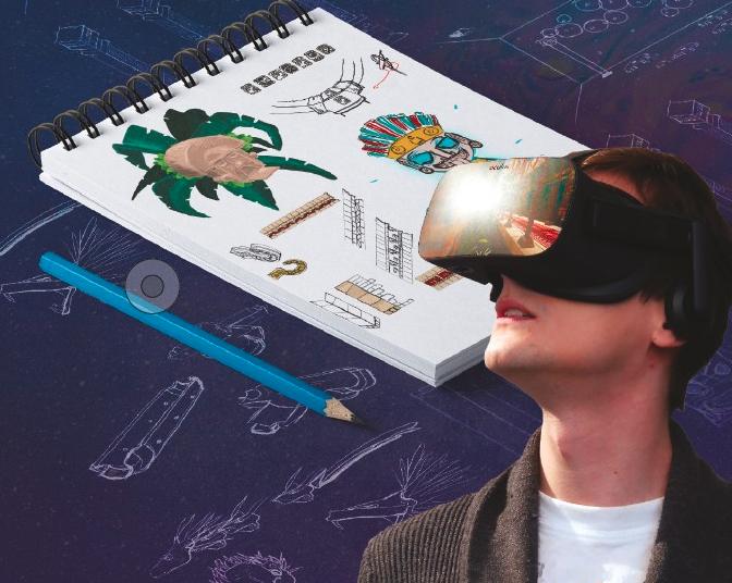 Création de jeux VR sur mesure